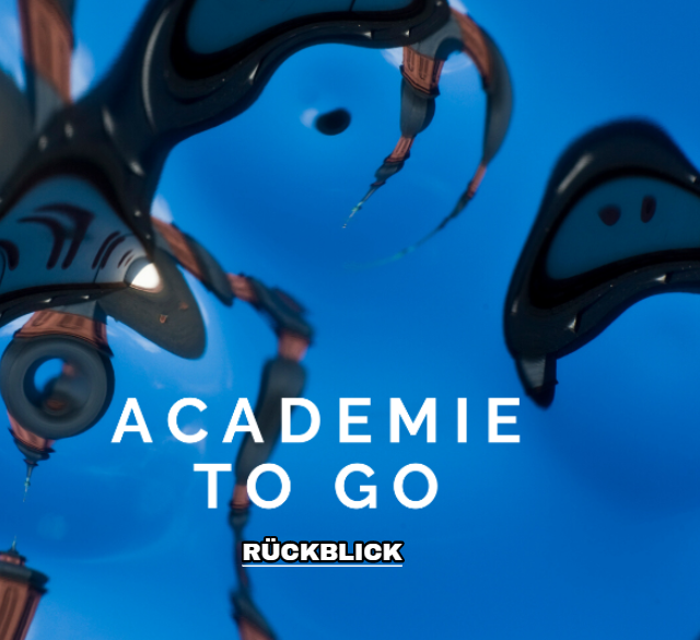 Rückblick Academie to go