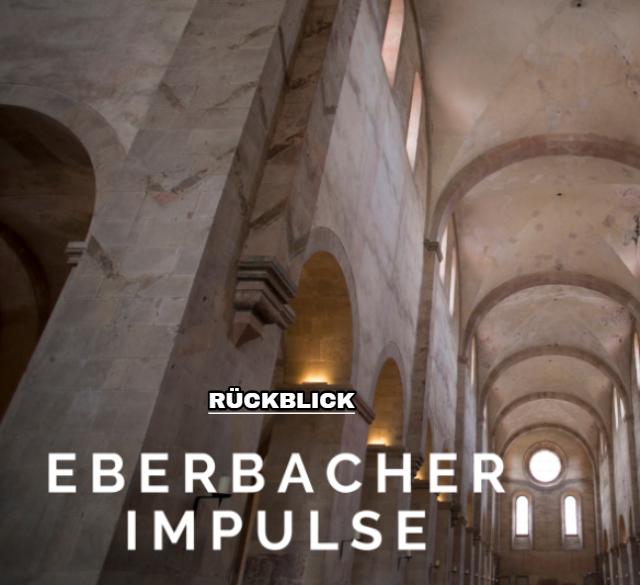 Rückblick Eberbacher Impuls