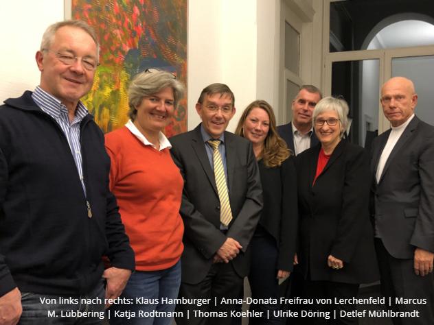 Vorstand Academie Kloster Eberbach