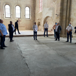 Handwerkskammer Wiesbaden zu Besuch bei der Academie Kloster Eberbach