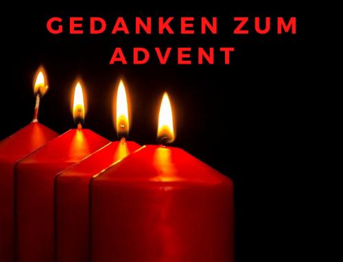 """Gedanken zum Advent: """"In das Warten dieser Welt…"""""""