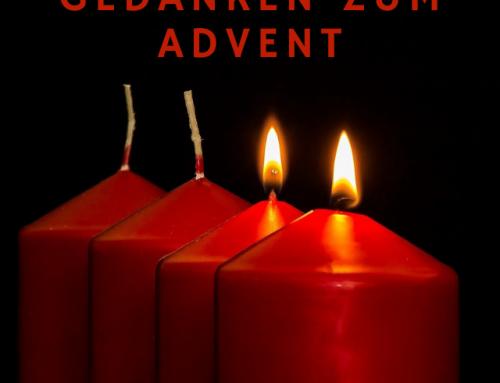 Gedanken zum Advent: Es ist gut, in dieser Zeit einfach zu werden…